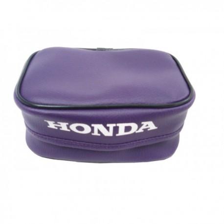 HONDA XR REAR FENDER BAG SMALL BLACK OEM REPLICA