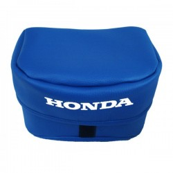 HONDA XR REAR FENDER BAG EXTRA BIG BLUE