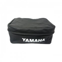 YAMAHA XT GENUINE LEATHER REAR FENDER BAG OEM REPLICA