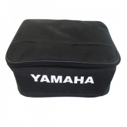 YAMAHA REAR FENDER BAG SUPERSIZE BLUE NYLON