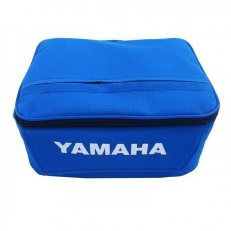 YAMAHA REAR FENDER BAG SUPERSIZE BLUE NYLON