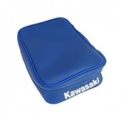 KAWASAKI KDX200 REAR FENDER BAG BLACK OEM REPLICA