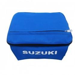 SUZUKI REAR FENDER BAG SUPERSIZE BLACK NYLON