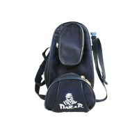 DAKAR RACING GAS TANK OVER BAG BLACK NYLON
