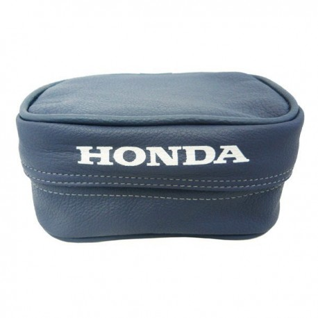 HONDA XR GENUINE LEATHER REAR FENDER BAG SMALL OEM REPLICA