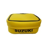 SÜZUKI REAR FENDER BAG SMALL YELLOW
