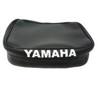 YAMAHA XT REAR FENDER BAG BLACK OEM REPLICA