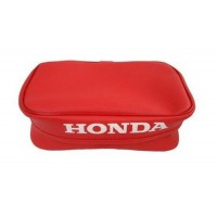 HONDA XR REAR FENDER BAG RED